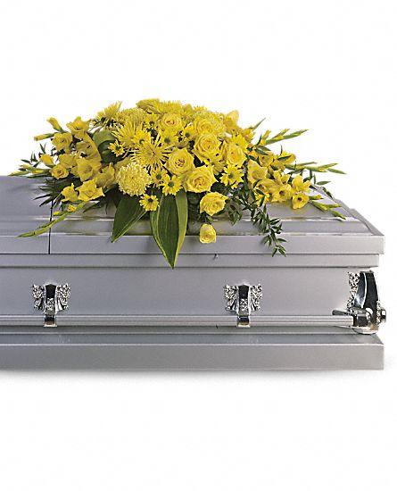 Sympathy Funeral Flowers